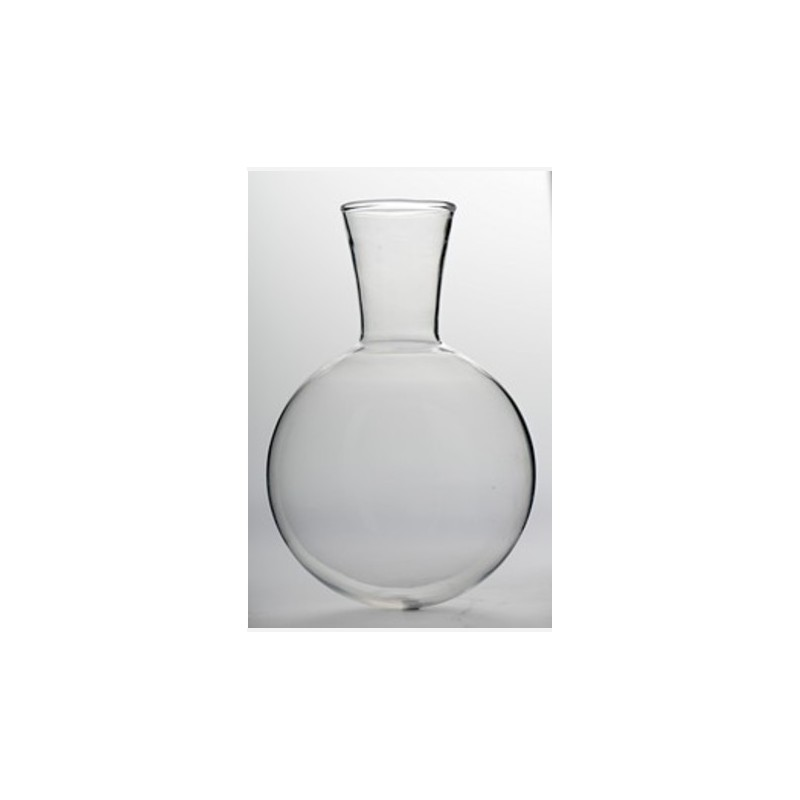 Fiole a suspendre en verre boule retro deco table vase for Deco vase en verre