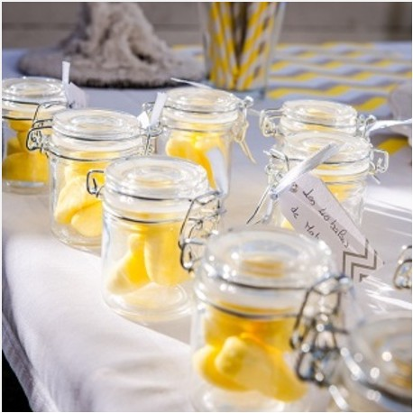 Pin la candy barjpg on pinterest for Decoration table bapteme
