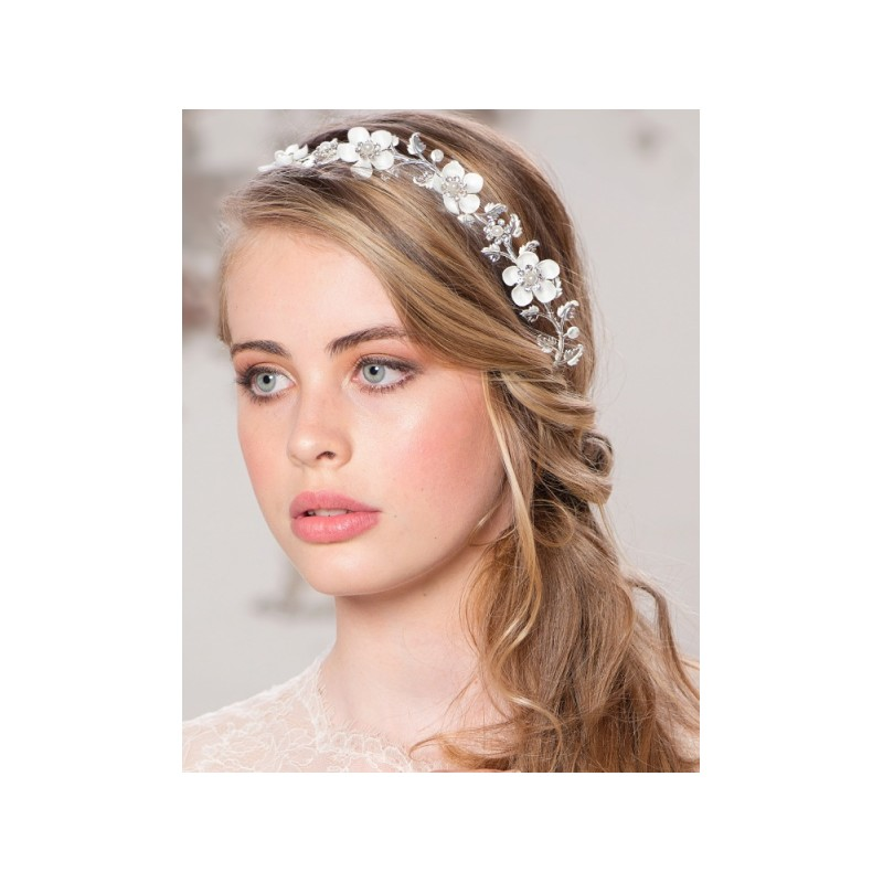 coiffure mariage boheme headband. Black Bedroom Furniture Sets. Home Design Ideas